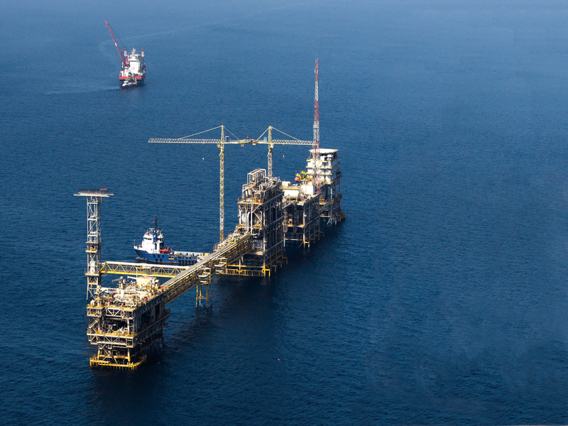 Oil PDMs & Power Cables Installation Project - Zuluf Offshore Field Development (CRPO 83)