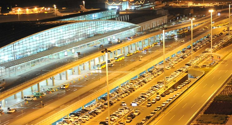 Airport Terminal Project - Imam Khomeini International Airport