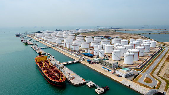 Jebel Ali Refinery Upgrade Project1