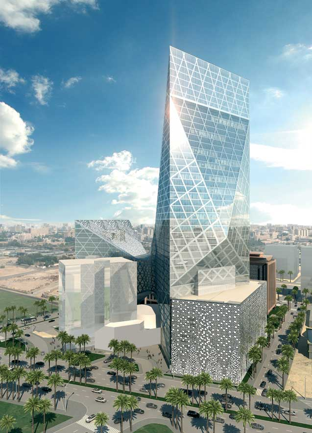 Jeddah Chamber of Commerce & Industry Headquarters Building Project