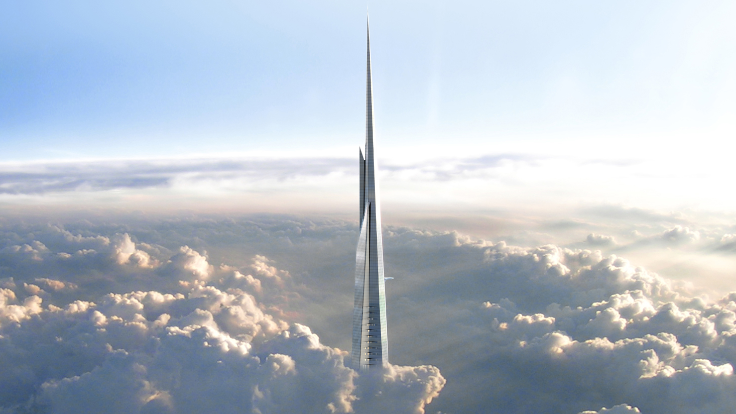 Jeddah Tower Project