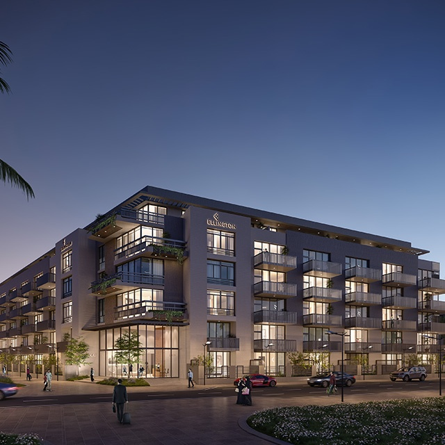 Belgravia 3 Residential Building Project - Jumeirah Village Circle1