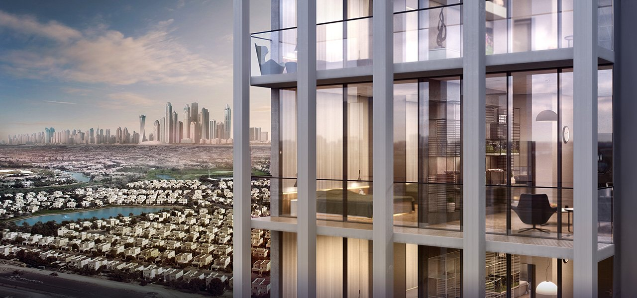 Bloom Towers Project - Jumeirah Village Circle