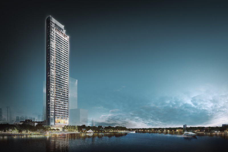 Hillside Residences Project - Jumeirah Lake Towers1