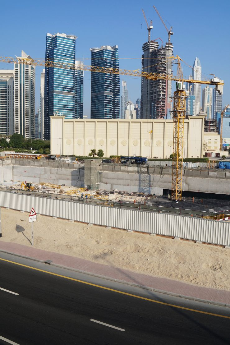 Hillside Residences Project - Jumeirah Lake Towers2