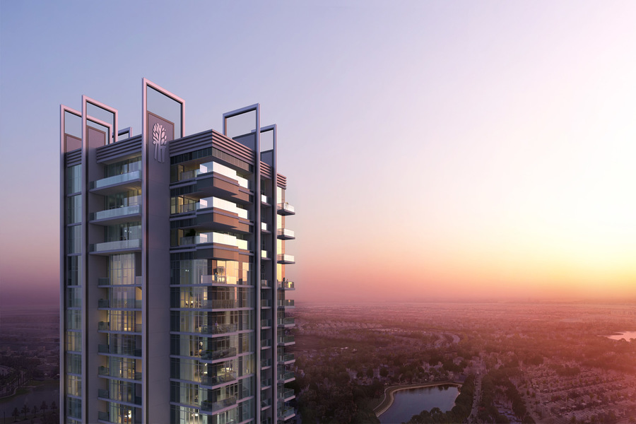 Hillside Residences Project - Jumeirah Lake Towers