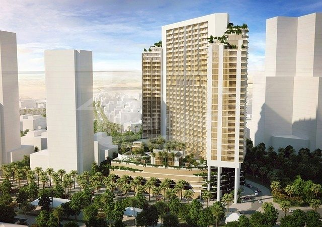 Zaya Hameni Residences Project - Jumeirah Village Circle1