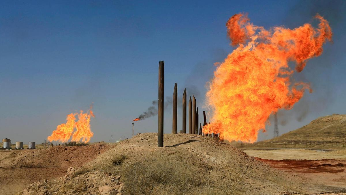 Kirkuk Oil Field Development Project2