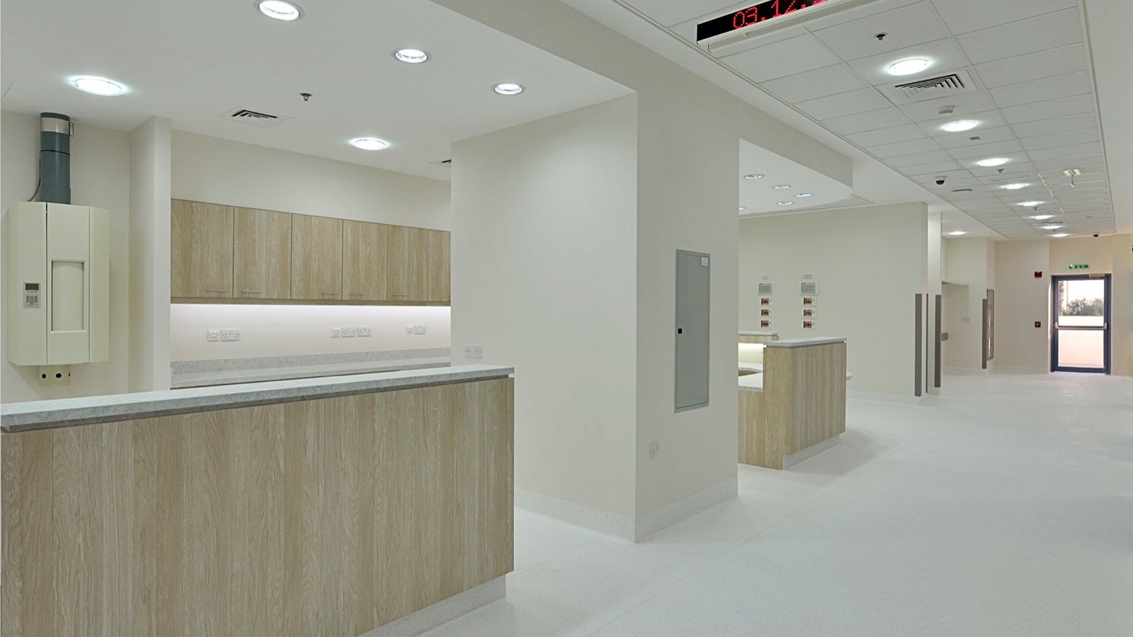 Latifa Hospital Emergency Department Extension Project2