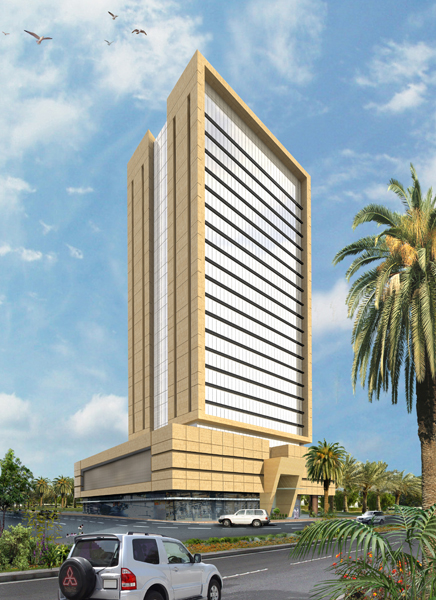 Y Office Tower Project - Lusail Marina