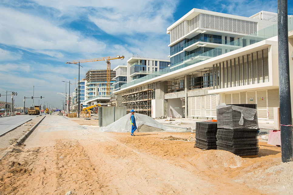 Mayan Luxury Residential Project (Phase 1) - Yas Island