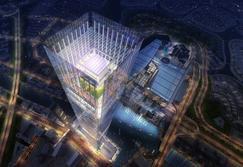 Meydan One Tower Project