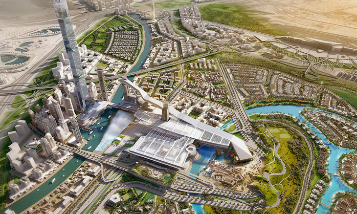 Meydan One Tower Project1