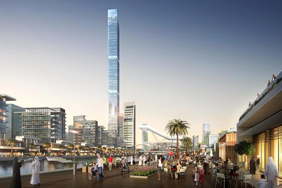 Meydan One Tower Project2