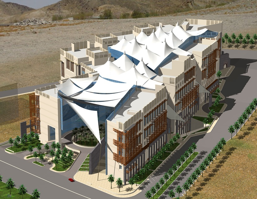 Ministry of Hajj Administration Building Project - Pilgrim City