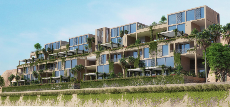 II Monte Galala Mixed-Use Project