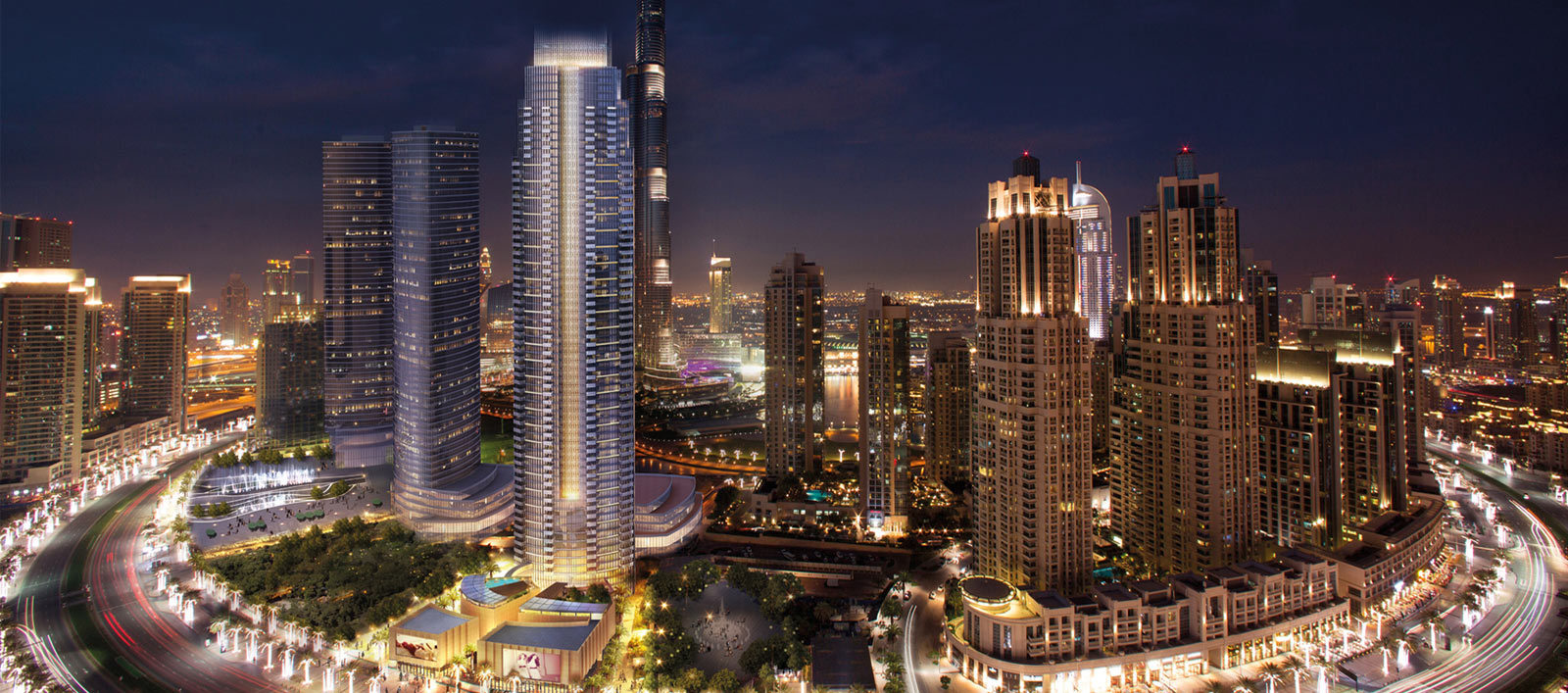 Opera Grand Residential Tower Project - Downtown Dubai1