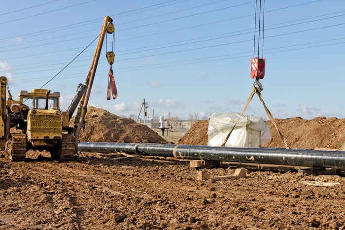 Pipelines Construction Project