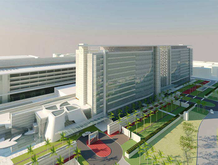 Proton Therapy Center Project - King Fahad Medical City1