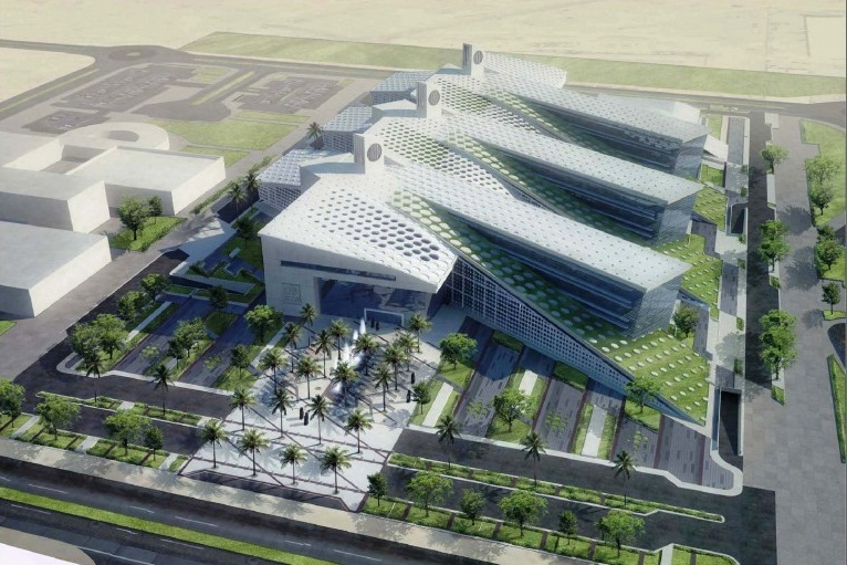 College of Engineering Building Project - Qatar University Expansion