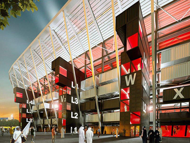 Ras Abu Aboud Stadium Project - METenders