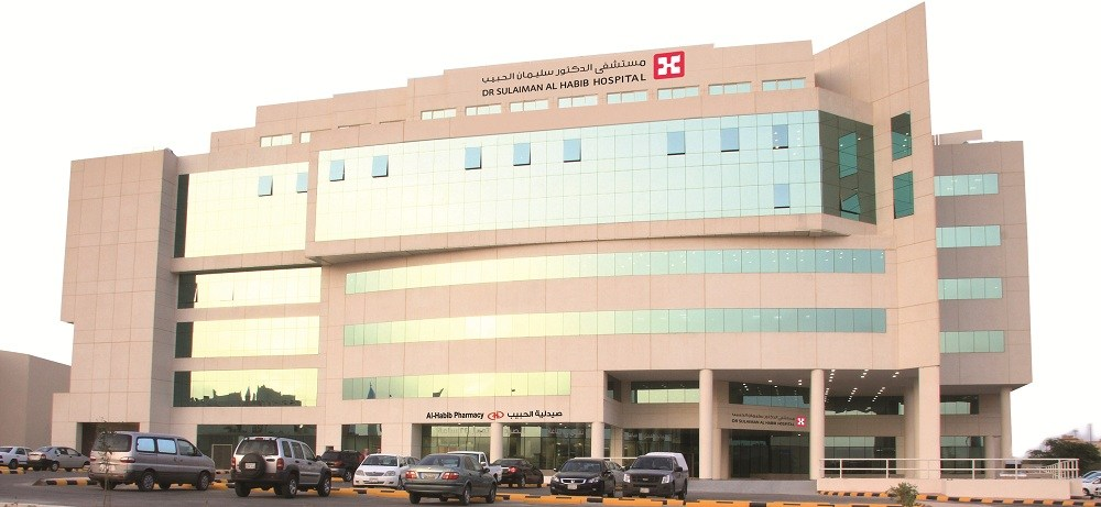 Dr. Sulaiman Al Habib Medical Center Project - Riyadh