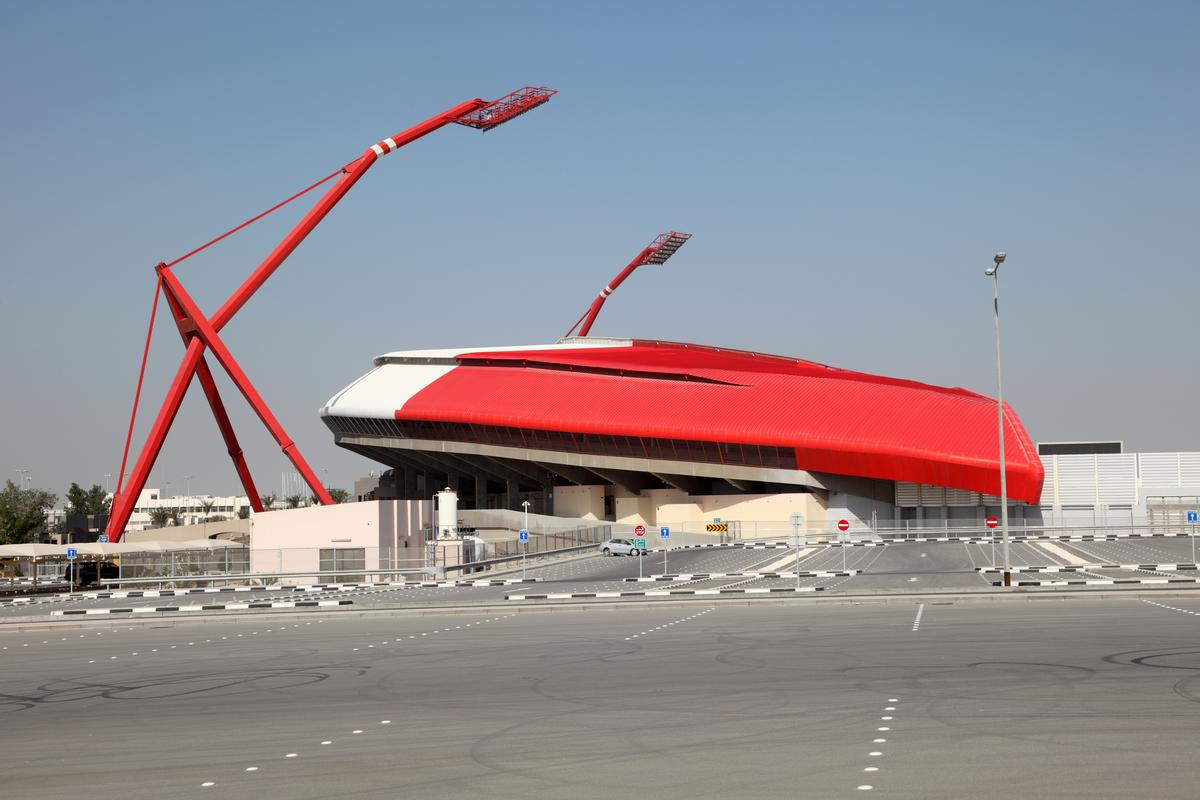 Sports Stadium Project - Sakhir