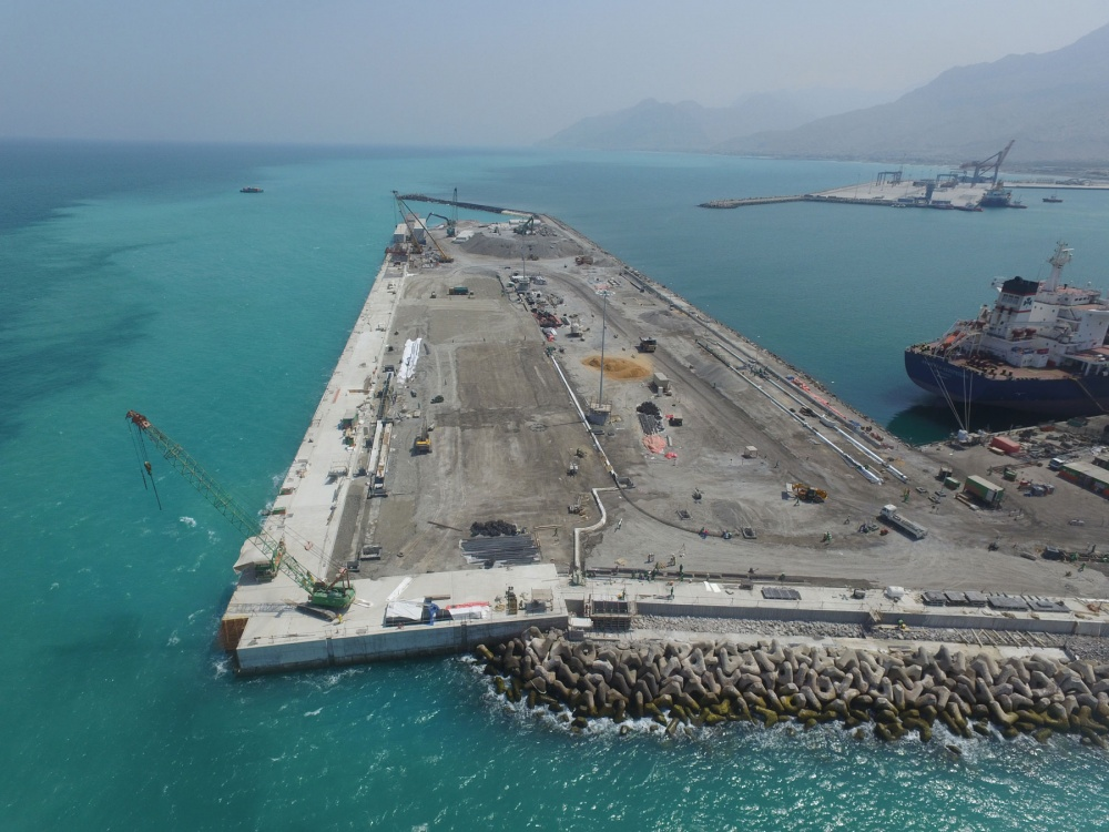 Saqr Port Expansion Project