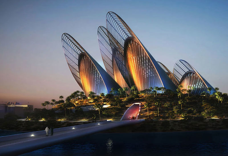 Sheikh Zayed National Museum Project - Saadiyat Island Development2