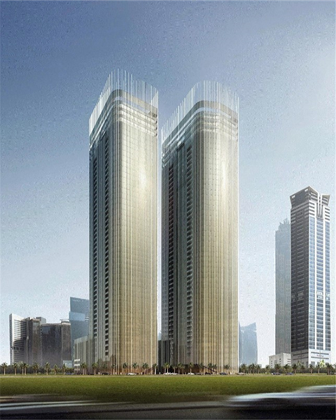 Tiara United Residential Towers Project1