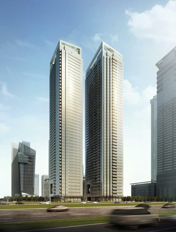 Tiara United Residential Towers Project