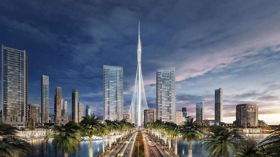 DCP & DP Authority Building Project - Dubai Harbour