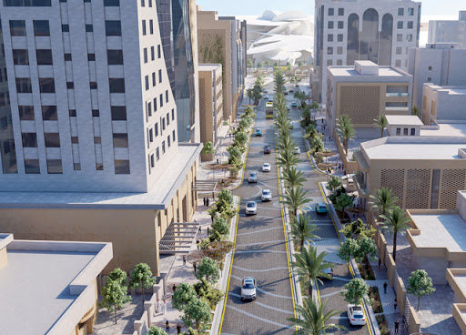 Doha Central Development & Beautification Projects - Package 3