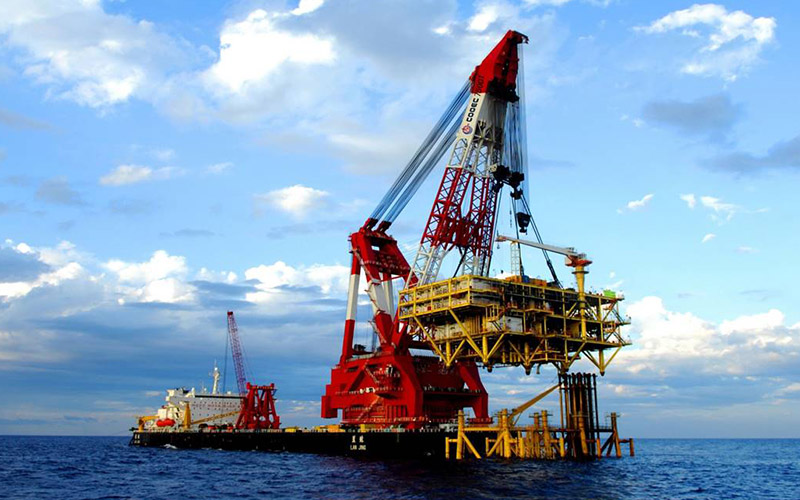 Oil Production Deck Modules Installation Project - Zuluf & Ribyan Oilfields (CRPO 84)
