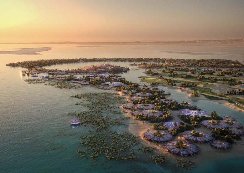 Amaala Utilities Project - Red Sea Coast