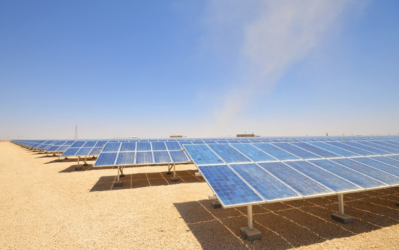 Solar Power Plant Project - Nadec City